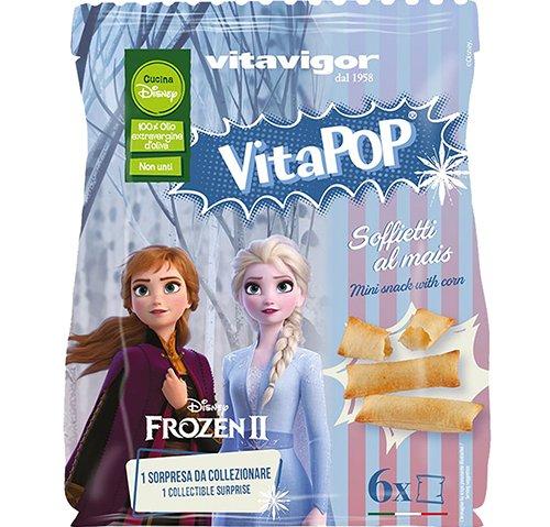 義大利Vitavigor冰雪奇緣點心餅120g