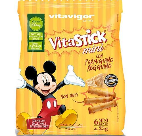 義大利Vitavigor迪士尼點心餅-帕馬森起司150g