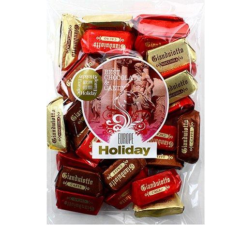 歐洲假期萊卡金磚榛果巧克力300g