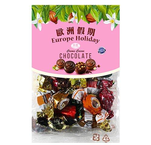 歐洲假期綜合巧克力320g