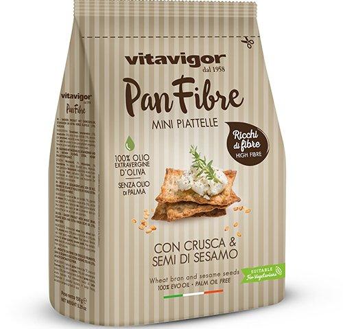 義大利Vitavigor活力餅乾-麥麩芝麻150g