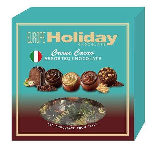 歐洲假期萊卡綜合精緻巧克力禮盒110g