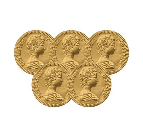 比利時金幣巧克力(中)1KG