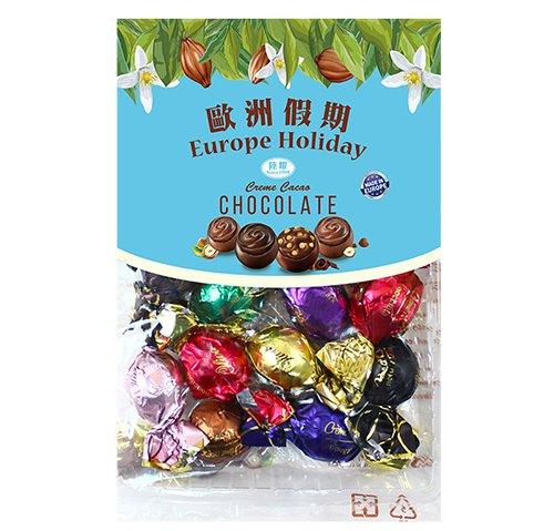 歐利華精緻綜合巧克力300g