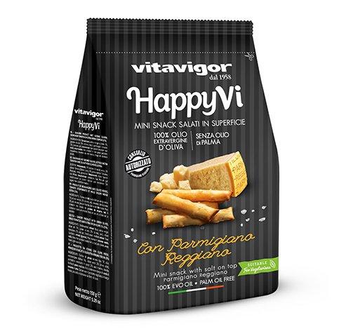 義大利Vitavigor快樂點心-帕馬森起司150g