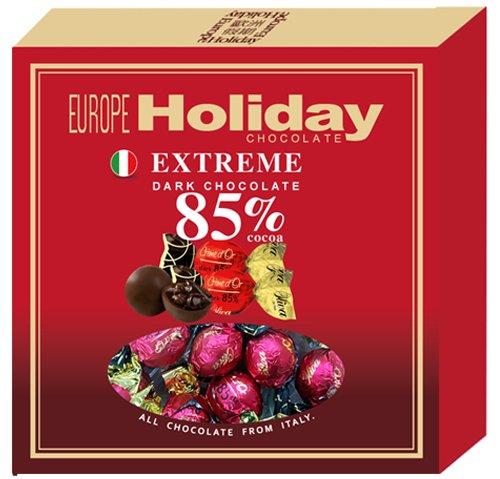 歐洲假期歐麗華85%黑巧克力禮盒112g