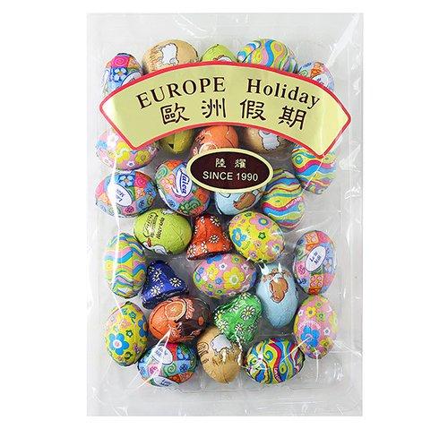 歐洲假期萊卡綜合蛋巧克力320g