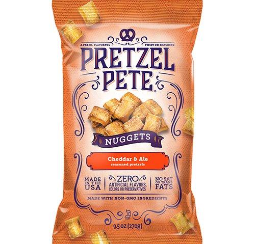 美國彼特脆餅乾-麥芽起司口味270g