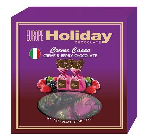 歐洲假期歐麗華莓果巧克力禮盒110g