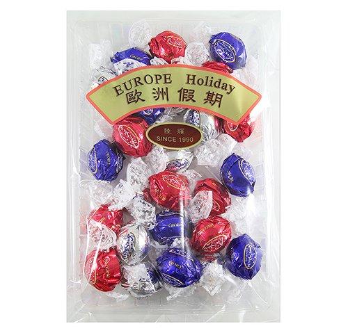 歐洲假期萊卡冬之戀巧克力320g