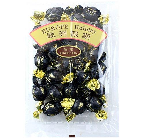 歐洲假期歐利華70%黑巧克力