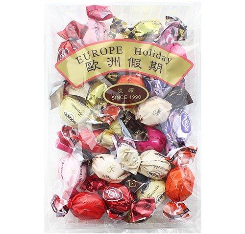 歐洲假期索卡多綜合巧克力300g