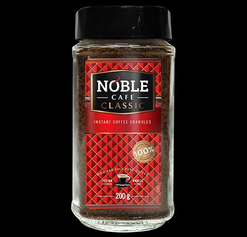 《NOBLE》經典咖啡200g