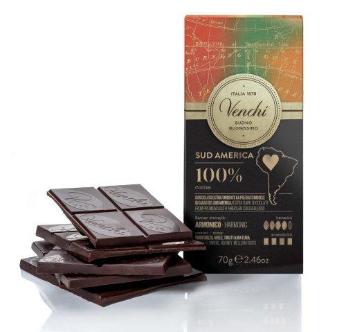 威琪 100% 拿破崙黑巧克力70g