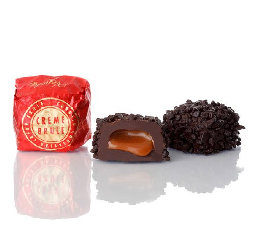 威琪焦糖魚子醬造型黑巧克力