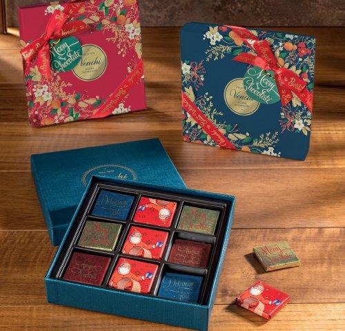 威琪綜合黑巧克力禮盒130g