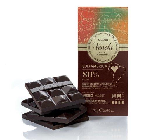 威琪 80% 拿破崙黑巧克力70g