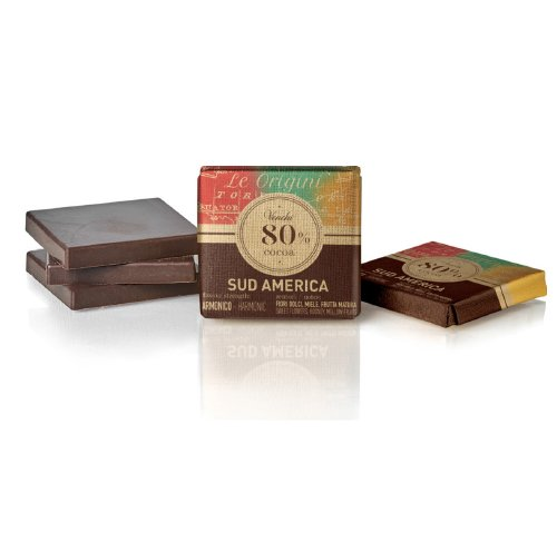 威琪 80% 拿破崙黑巧克力-薄片1KG
