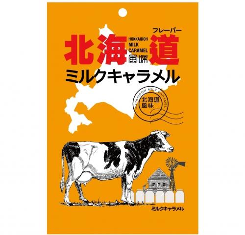 日本宮田北海道風味牛奶糖90g