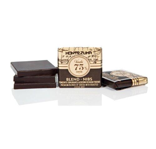 威琪75%阿茲特克黑巧克力1KG