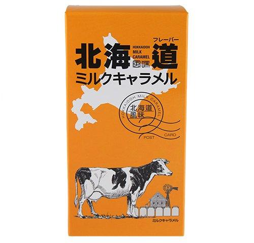 日本宮田北海道風味牛奶糖盒150g
