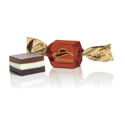 威琪提拉米蘇夾心特黑巧克力1KG
