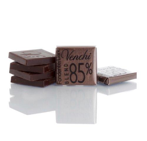 威琪 85% 黑巧克力 - 薄片1KG