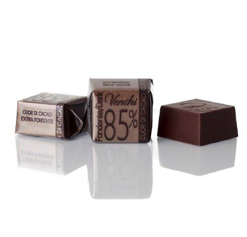 威琪 85% 純黑巧克力 - 厚片1KG
