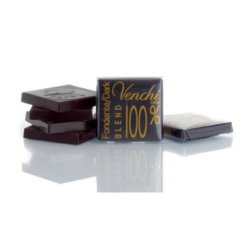威琪 100% 黑巧克力 - 薄片1KG