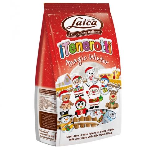 萊卡聖誕派對精緻造型巧克力180g